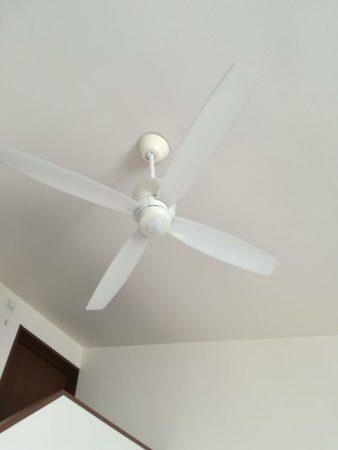 天井のファン