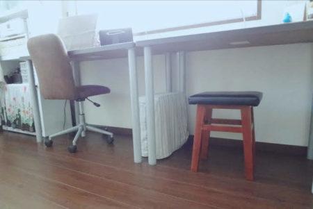 旧デスク&椅子