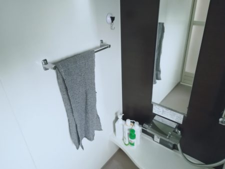 お風呂before