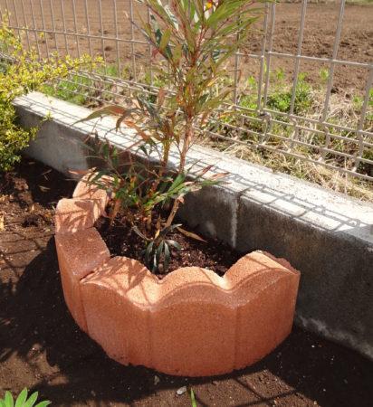 花壇ブロックミニ