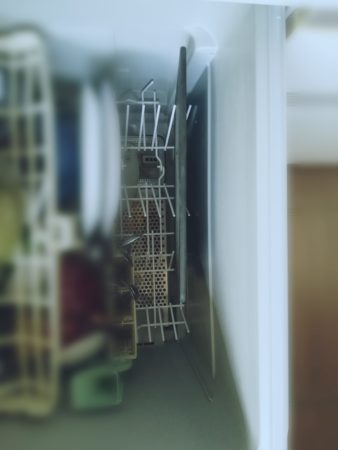 エピキュリアを食洗機に入れたところ
